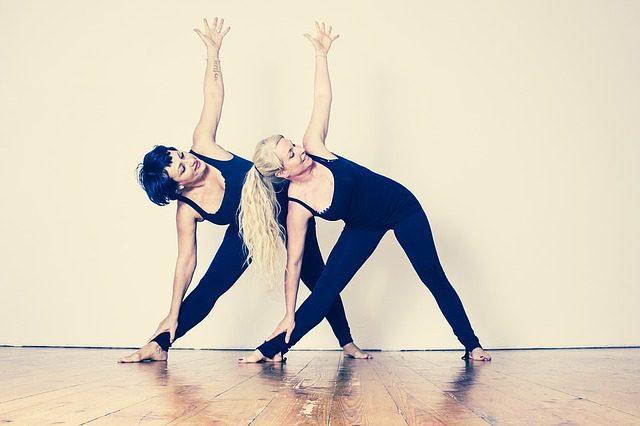 PROBAR UNA CLASE de yoga GRATIS