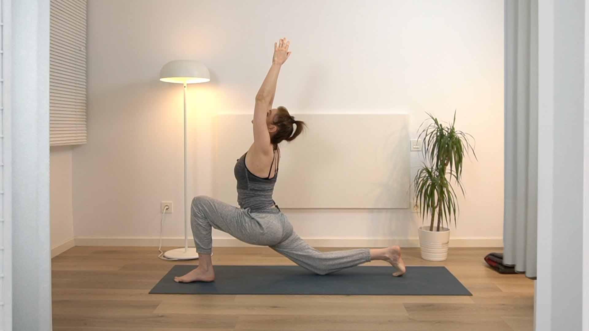 clase de yoga completa para principiantes